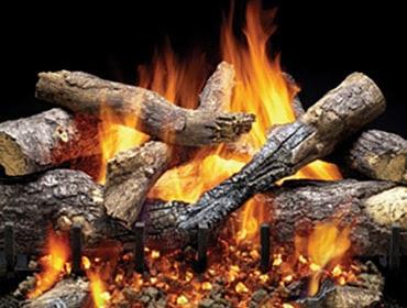 Gas Fireplace Logs Log Sets Heat Glo