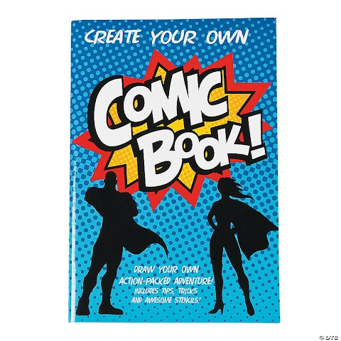 Create Your Own Comic Character