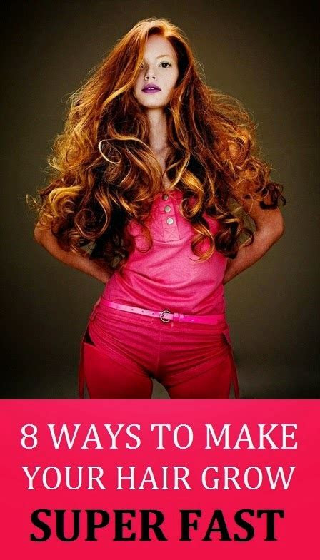 ways  naturally grow  hair  favorite
