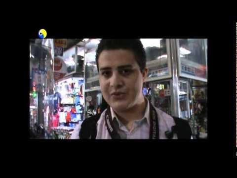 Oficina de Videorreportagem no Jornalide 2011