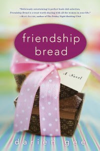 Friendship Bread cover