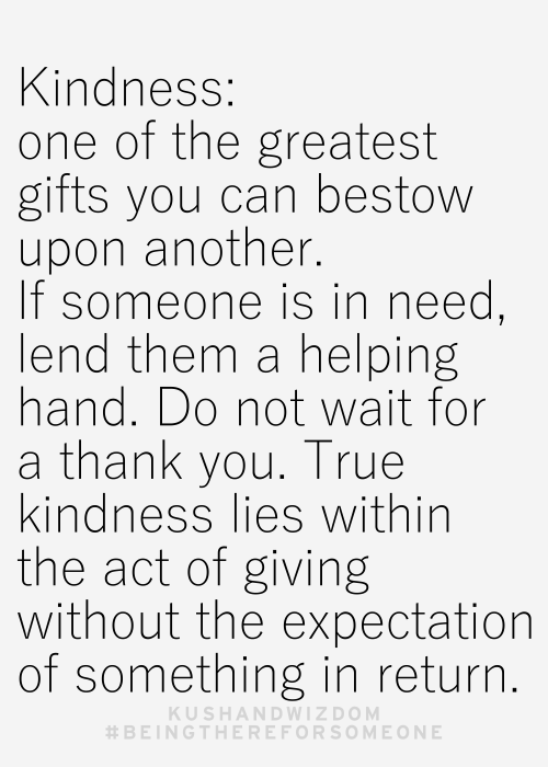Kushandwizdom Thegoodvibe Being There For Someone Being There For