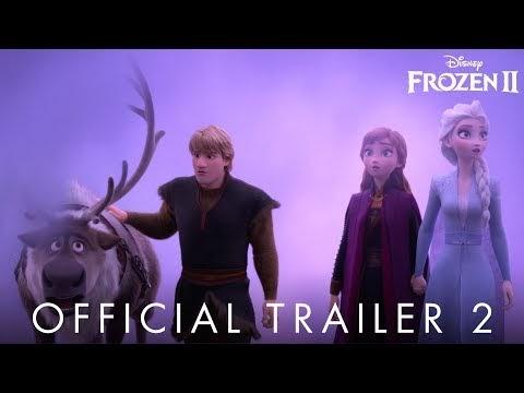 Frozen 2 English Subtitles (SRT) Download