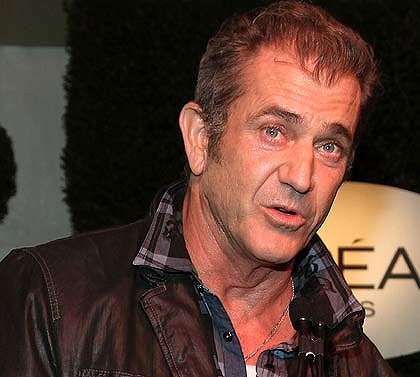 Mel Gibson ... hardest act now is to find any supporters in Hollywood.