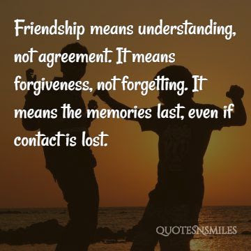 Quotes About Lost Friends