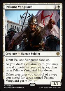 Paliano Vanguard