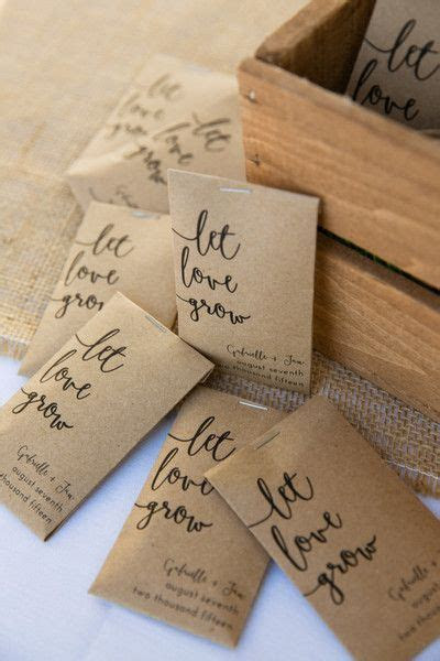 Flower Seeds/favors   Weddings, Do It Yourself   Wedding