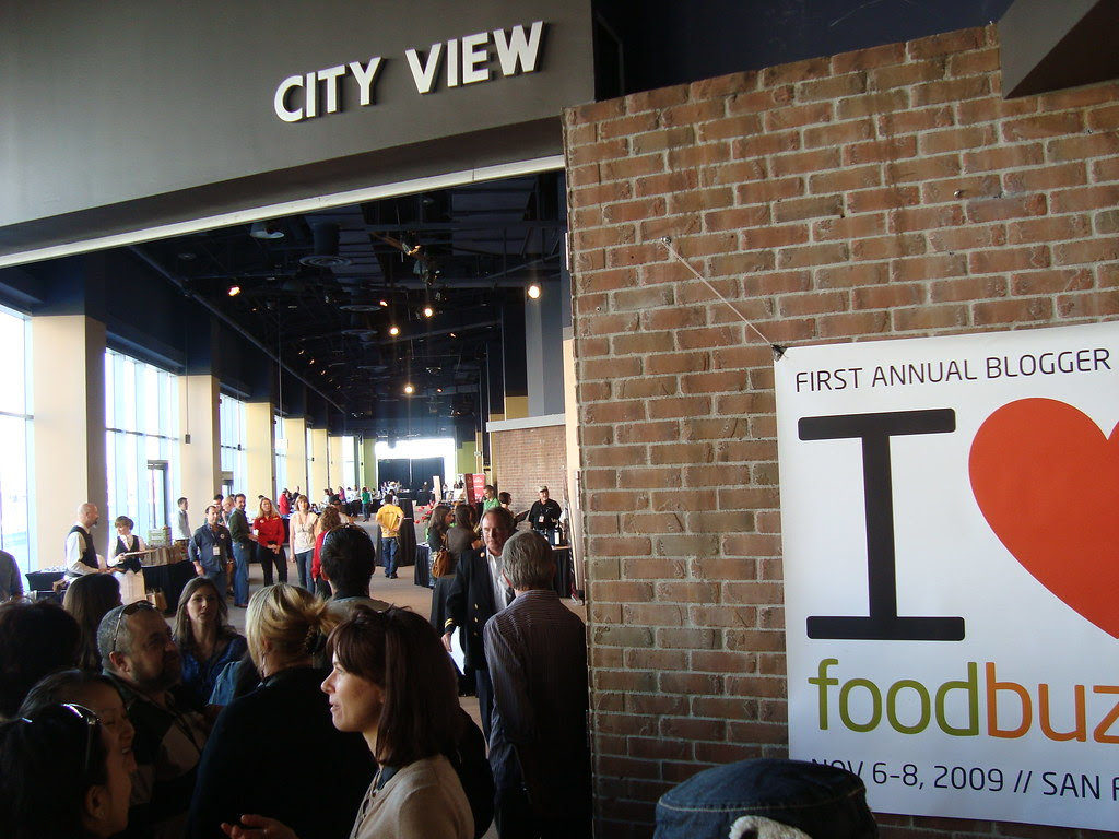 Foodbuzz Afternoon Tasting Pavillion @ Metreon