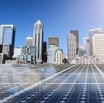 City Solar Panel