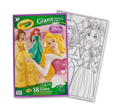disney giant coloring pages - Disney Coloring Pages