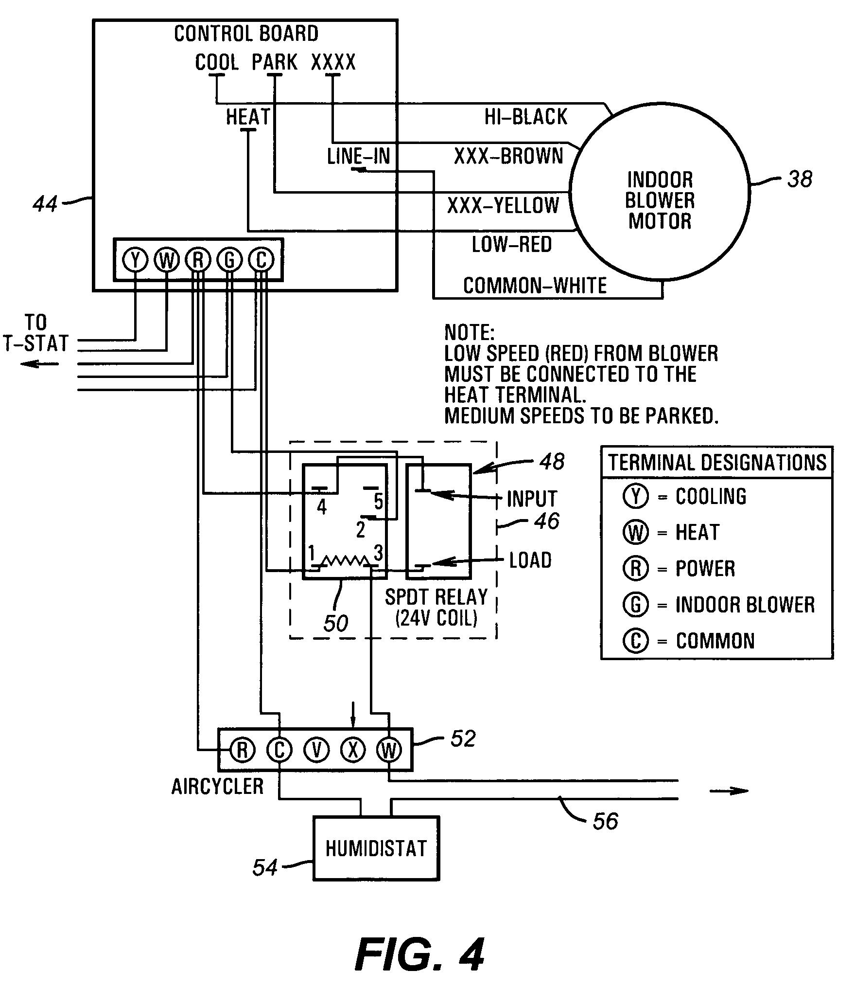 fan coil unit wiring diagram