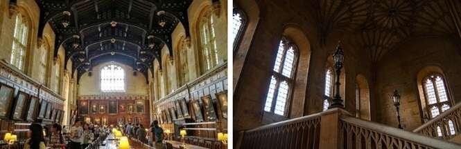 Campi universitários que farão você se lembrar de Harry Potter
