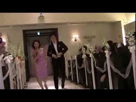 "Wedding Ceremony surprise dance entrance ""Marry you"