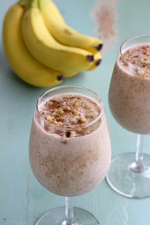 french toast smoothie