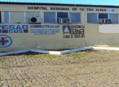 Após AVC, idosa baiana necrosa perna e espera transferência de hospital há 20 dias