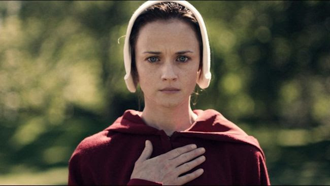 Alexis Bledel - The Handmaid's Tale
