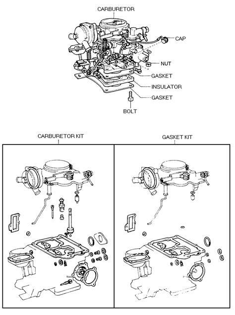 | Repair Guides | Carbureted Fuel System | Carburetor