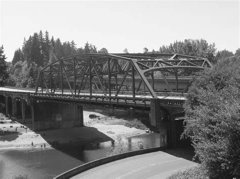 bridgehuntercom   east fork lewis river bridge