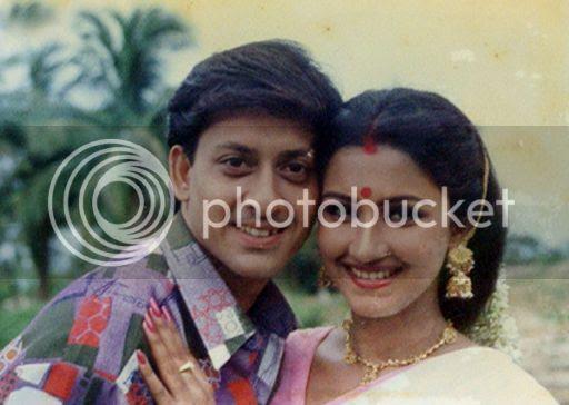 Still from Sakshi Rahiba Mo Sankha Sindura featuring Sidhant & Rachana