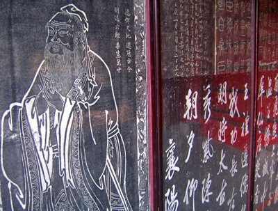 Confucius writings