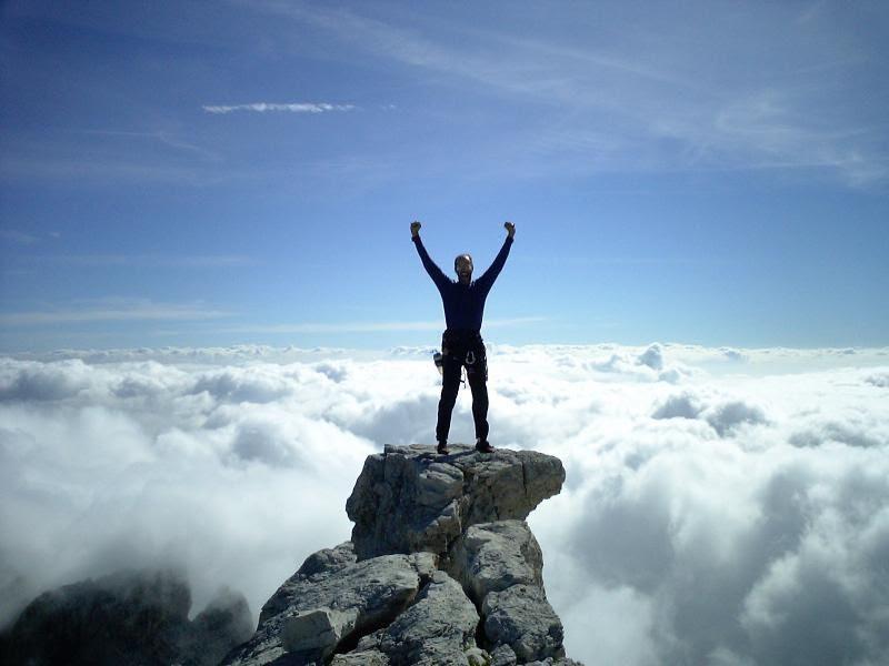 متسلق جبال