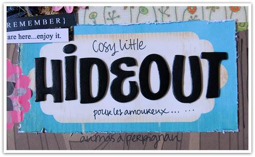 Cosy little hideout detail 2