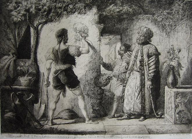 File: Filippo Lippi esclave um Alger fait le retrato de filho maitre.jpg