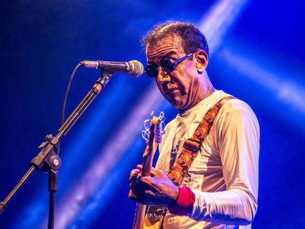 Jorge Ben Jor realizou show em Londrina em show em homenagem ao Dia das Mães