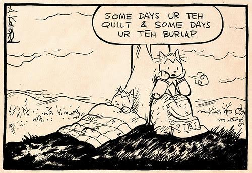 Laugh-Out-Loud Cats #2130 by Ape Lad