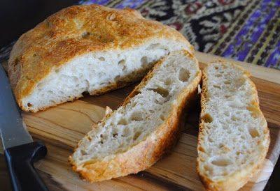 Супер-простой домашний хлеб