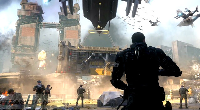 Call of Duty Black Ops III Features