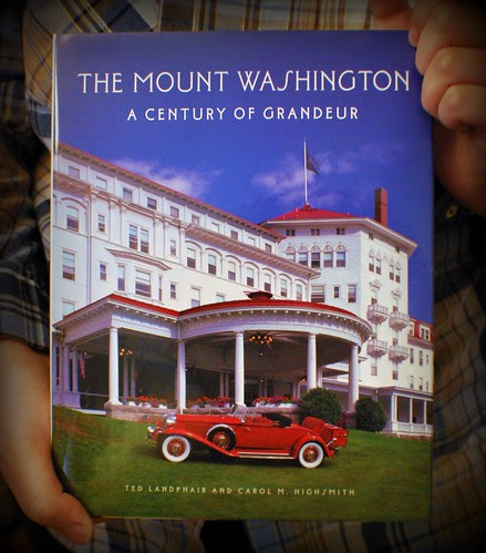 The Mount Washington Resort Book