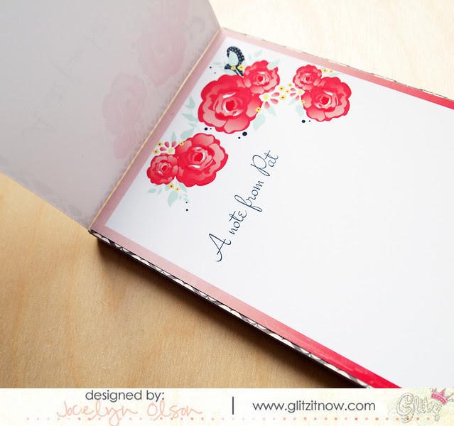 Glitz Finnley Notepads Close-Up