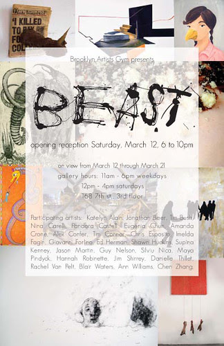 """Beast"" opens tonight!"