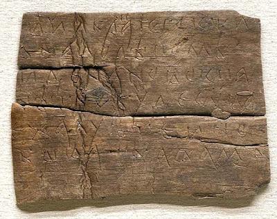 birch bark book