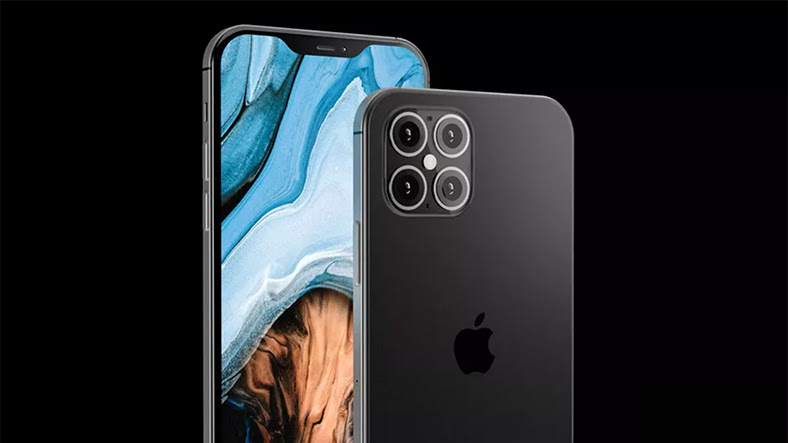 iPhone 12 ekran