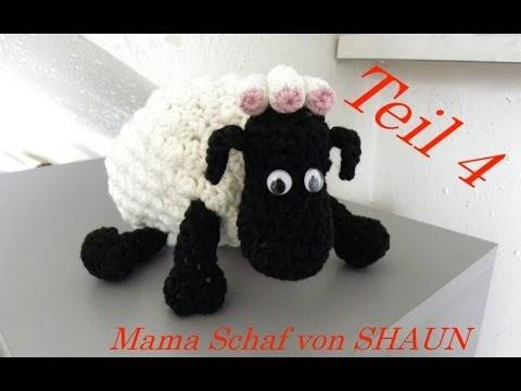 Veronika Hug Mama Schaf Von Shaun Das Schaf Häkeln Veronika Hug