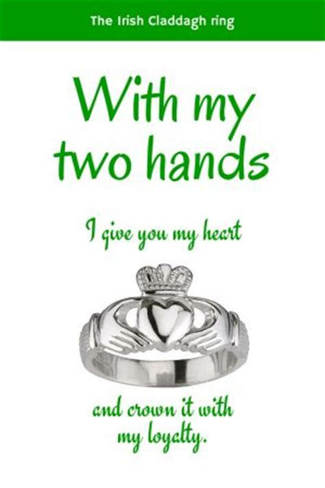 The Claddagh ring has deep meaning.   Ireland   Pinterest