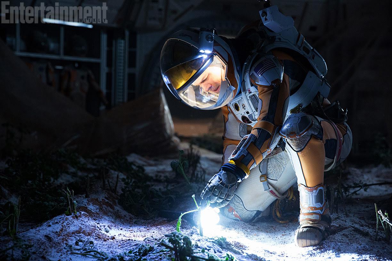 The Martian (2015) Matt Damon - Movie Trailer, Release Date, Cast, Plot