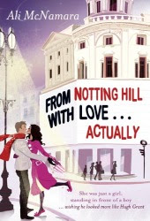 From Notting Hill with love..actually
