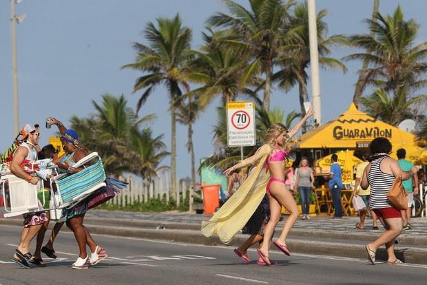 Elenco Vai Que Cola (Foto: André Freitas/ Ag. News)