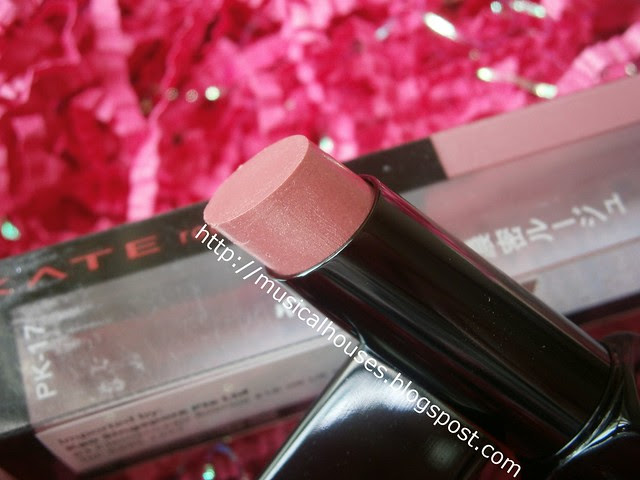 KATE lipstick Rouge EX in PK-17 (2)