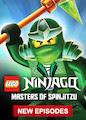 LEGO Ninjago: Masters of Spinjitzu - Season Hands of Time