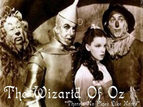 wizard  oz wallpaper  gallery