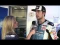 Blake Young Discusses Crash During SuperBike Race 1 at Road Atlanta