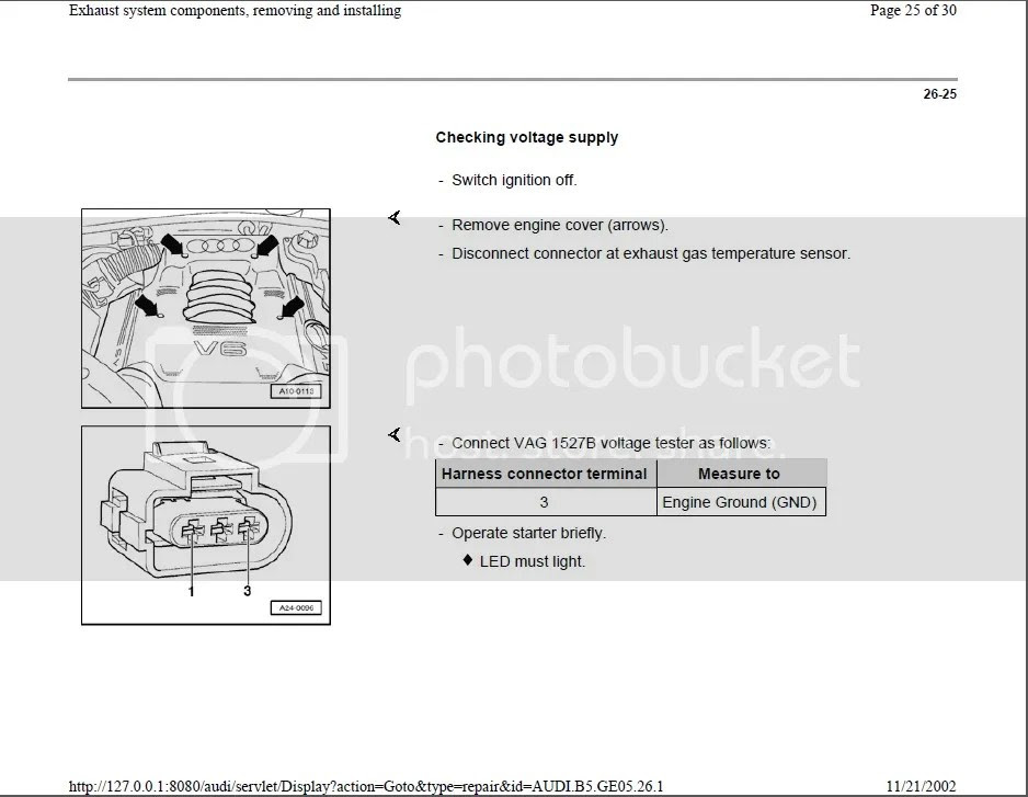 1998 Chevy Silverado Exhaust Diagram - Free Wiring Diagram