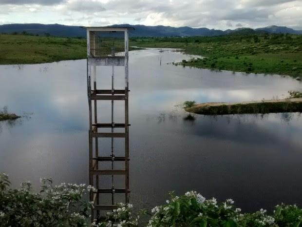 Abastecimento do município mudou após o reservatório sair do colapso (Foto: Divulgação/Compesa)