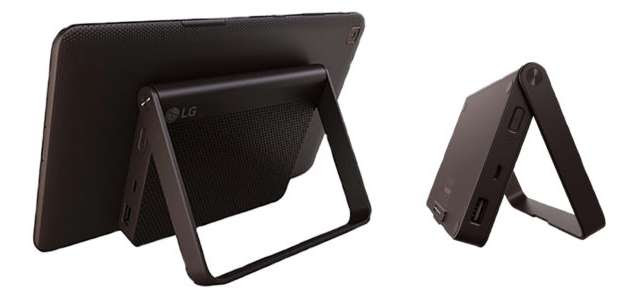LG G Pad X2 8.0 Plus Extendable Battery Dock