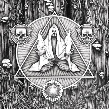 "Lazarus Blackstar/Headless Kross split 12"" cover art"