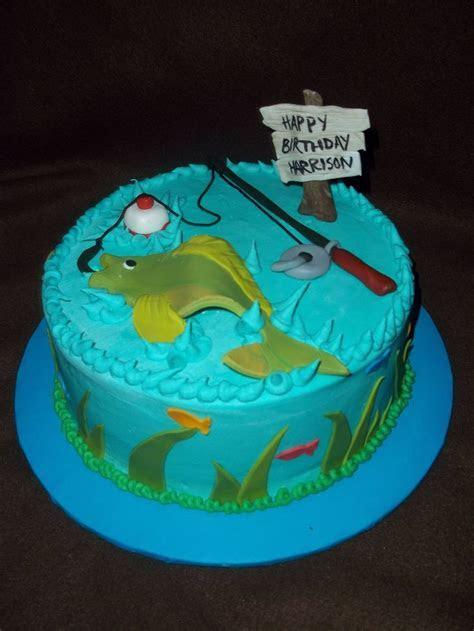 Best 25  Fish birthday cakes ideas on Pinterest   Fishing